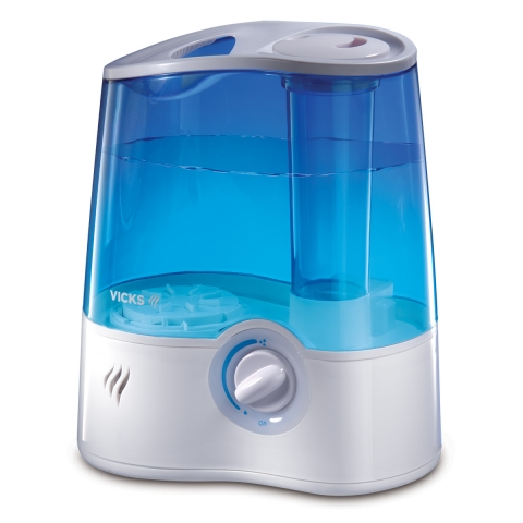 Vicks Quiet Cool Mist Humidifier