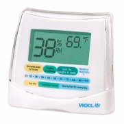 Vicks Humidifier Monitor